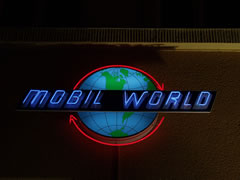 Mobil World Cheb