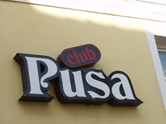 Pusa Club Cheb
