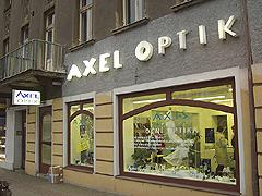 AXEL OPTIK Mar. Lázně